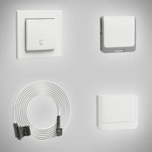 Tillbehör Bosch Frånlufts-Värmepump